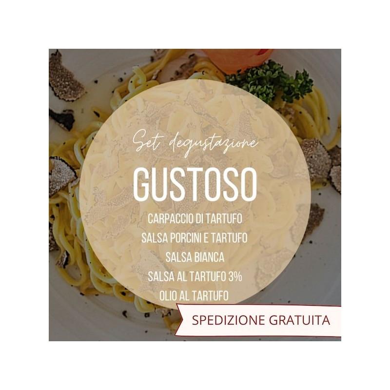 Set degustazione tartufo gustoso