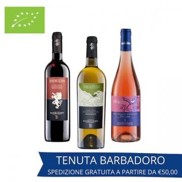 Set degustazione Vino Armonia