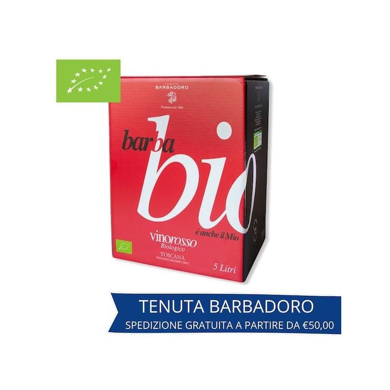 Bag in box Vino Rosso IGT 13,5% 5 LT