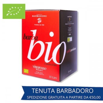 Bag in box Vino Rosso IGT 14,5% 10 LT