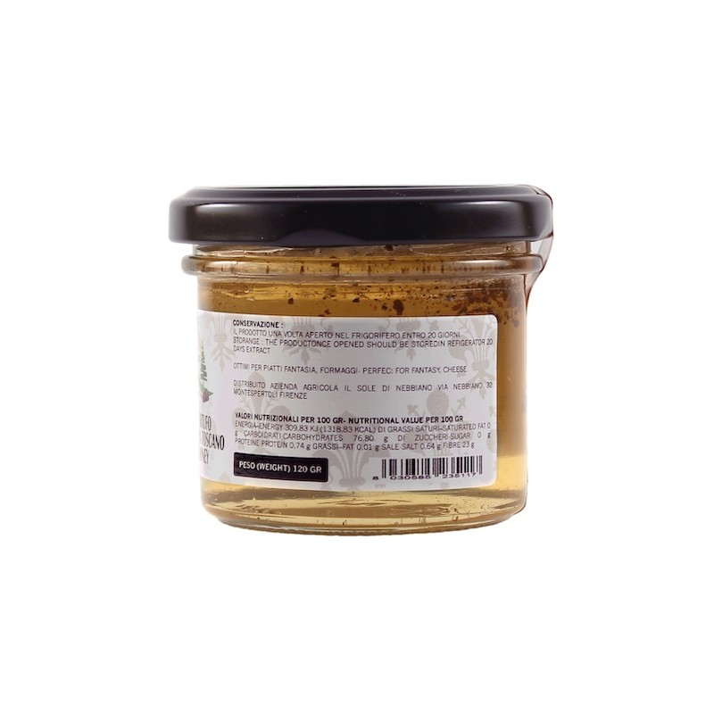 Miele al tartufo di acacia 100% toscano