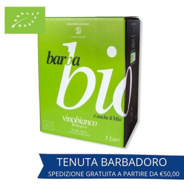 Bag in box Vino Bianco IGT 13%