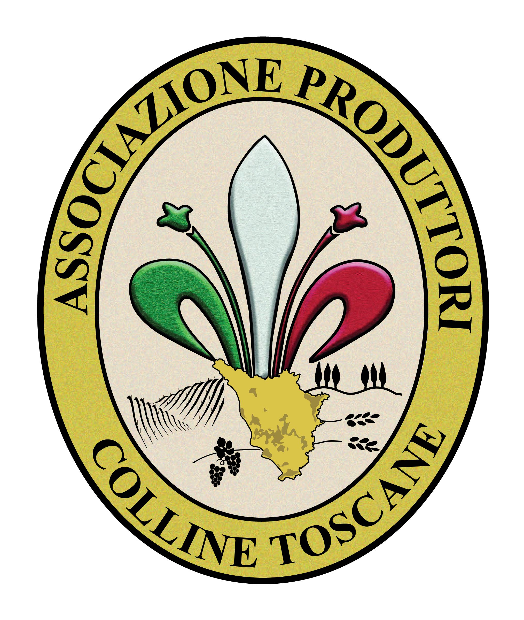 Logo associazione produttori colline toscane